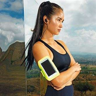TriDri Fitness Phone Holder