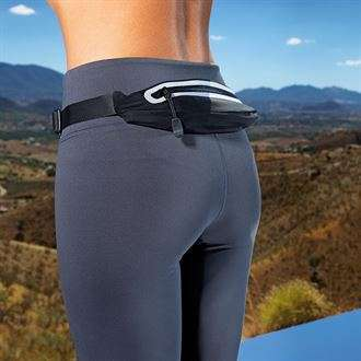TriDri Expandable Fitness Belt